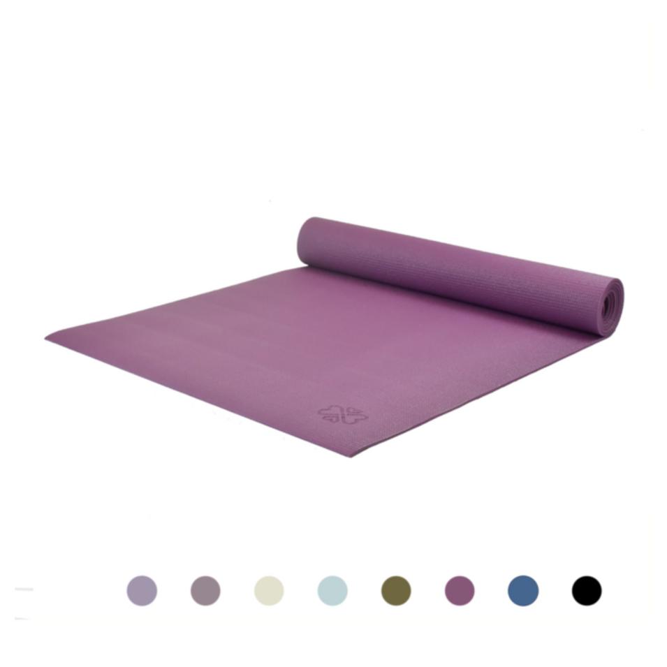 LG mat Eggplant Purple