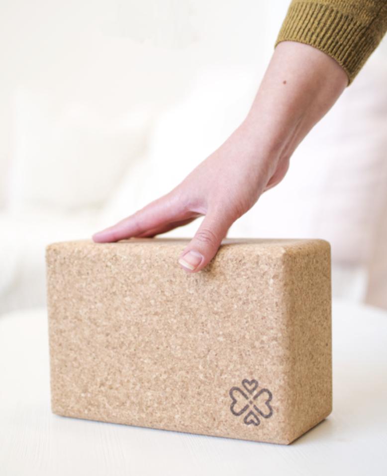 LG Cork Yogablock XL 8