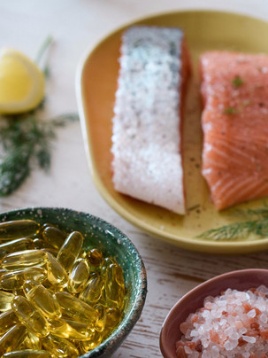 Omega salmon