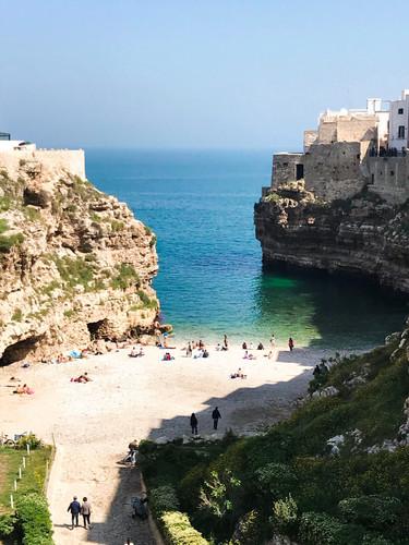 Polignano a Mare, Italia