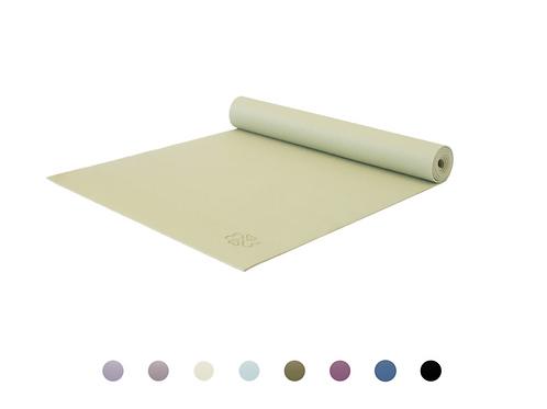 Light green Yoga Mat Love Generation, 4 mm