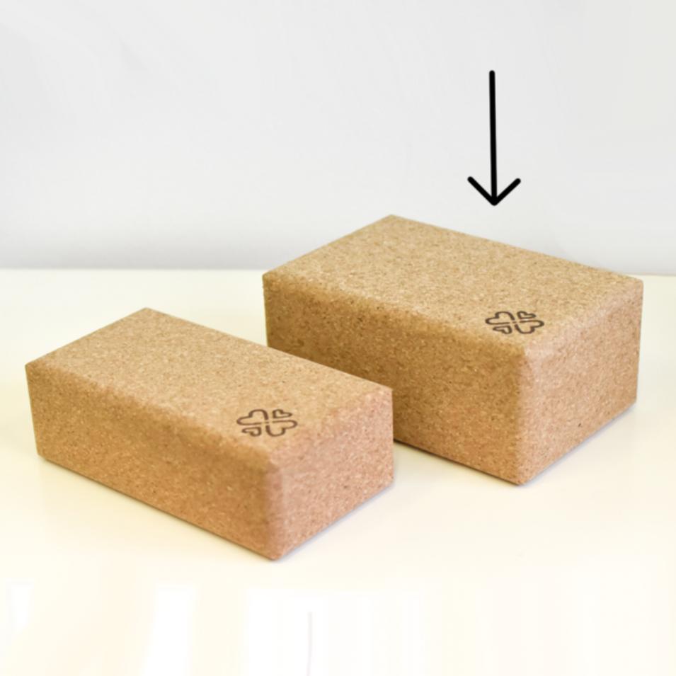 LG Cork Yogablock XL 7