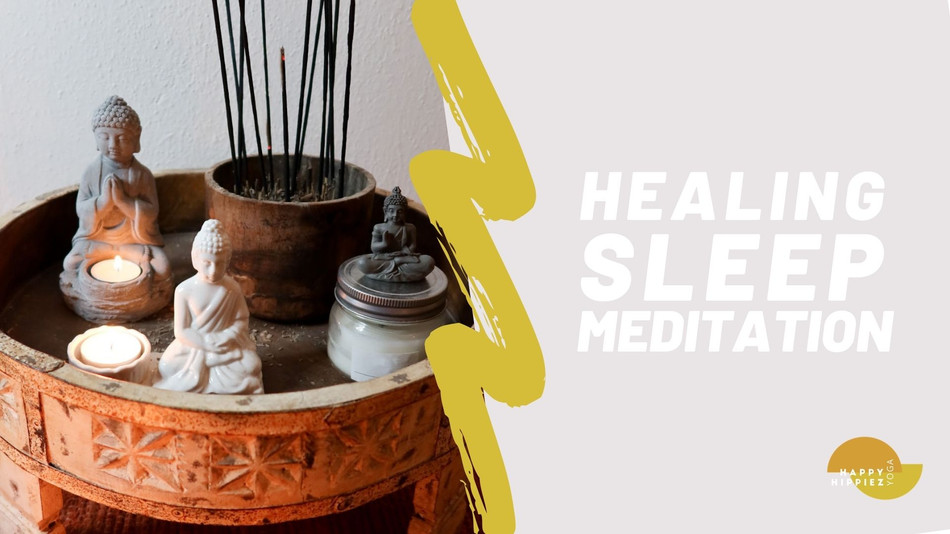 Healing Sleep Meditation | 15 min