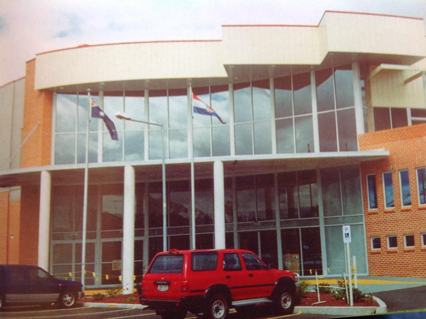 The Croatian Club in Punchbowl - 2000