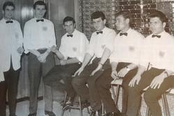Croatian Club Surry Hills 1960 wait staf