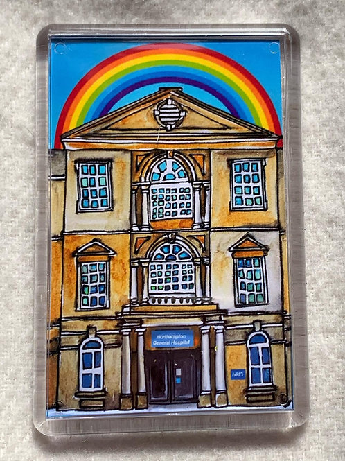 Northampton General Hospital/Rainbow