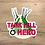 Thumbnail: Tank Hill Hero Die Cut Sticker