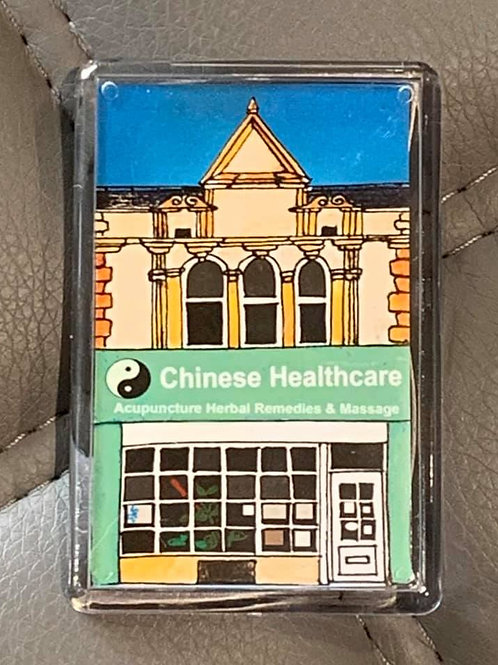 Chinese Healthcare