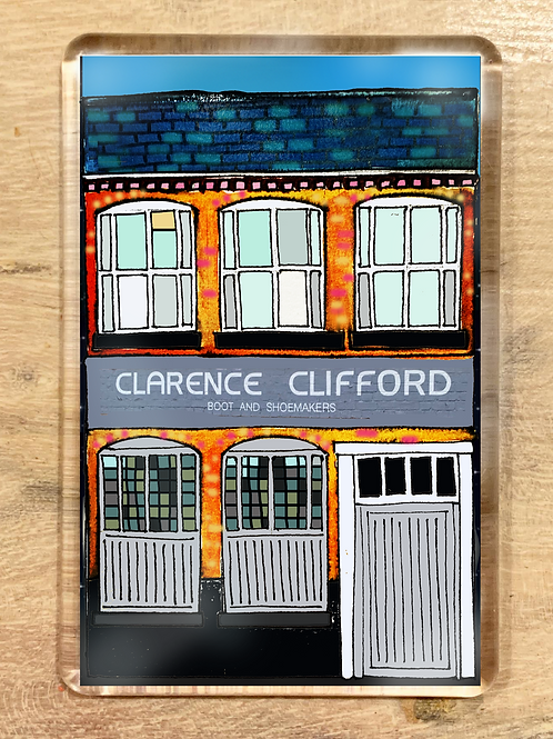 Clarence Clifford Shoemakers