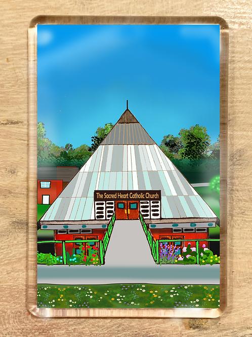 Sacred Heart / Pyramid Church
