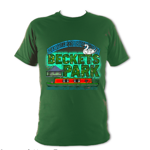 Beckets Park Supersoft Heavy Tee