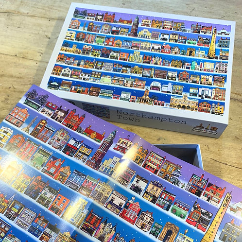 PRE-ORDER Northampton Jigsaw Puzzle