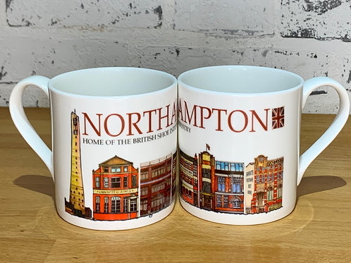 Northampton/Shoe Industry Mug