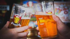 Northampton County Beer Festival Glass