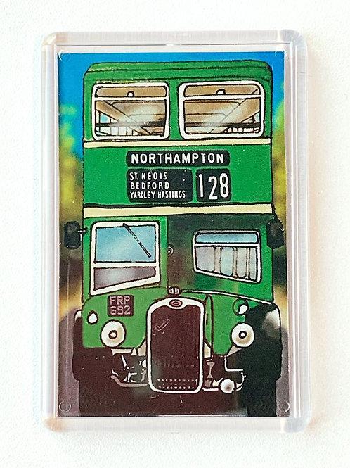 No. 128 Bus