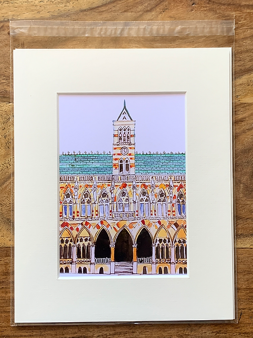 ANY IMAGE - Print with Mount