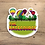 Thumbnail: Racecourse Die Cut Sticker