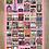 Thumbnail: Pink Tea Towel -  v.2