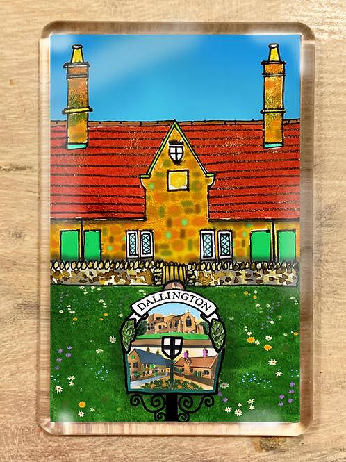 Dallington Almshouses