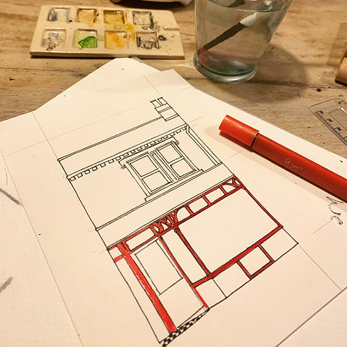 Design fee/commission