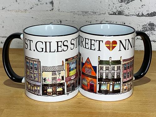 St Giles Street / Monty's End