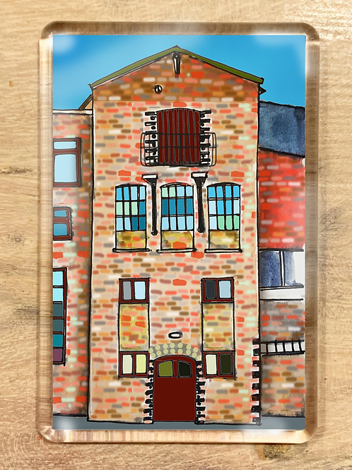 1 Foundry Street