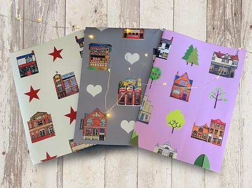Gift Wrap Bundle (Buildings)