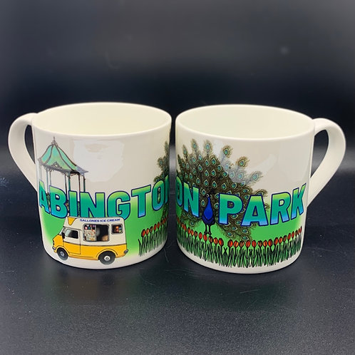 Abington Park Mug