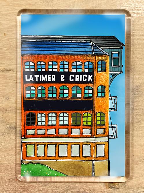 Latimer & Crick