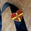 Thumbnail: Northamptonshire Heart Pin Badge