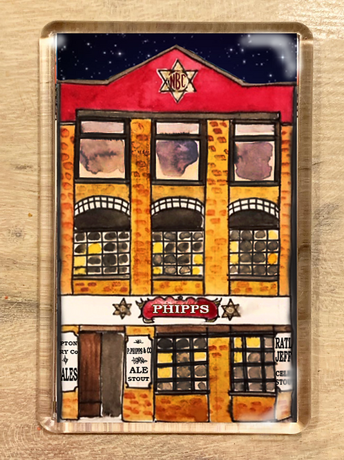 Albion Brewery Bar/Phipps Brewery