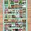 Thumbnail: Green Tea Towel - Sports & Wellbeing V.3