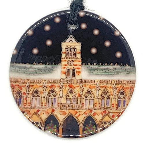 Guildhall Ceramic Ornament