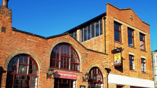The Albion Brewery Bar