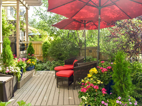 5 Patio Trends That Are on Their Way Out, According to a Real Estate Agent