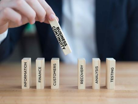 Skrytka depozytowa w firmie – plan ciągłości działania (business continuity plan)