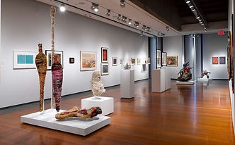 Folk Art installation Judith scott-2.jpg