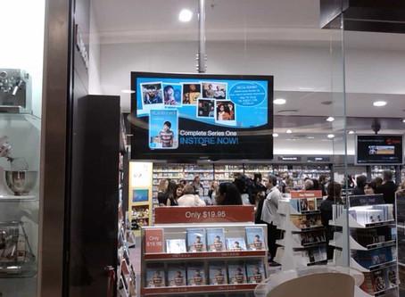 Narrowcasting in de retail branche