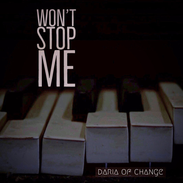 won't stop me ||| daria of change