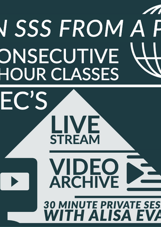 e-course infographic for financial aid client