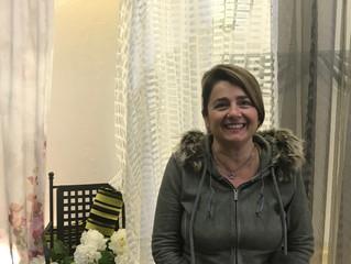 Intervista a Donatella, l'anima rosa di Puntotenda