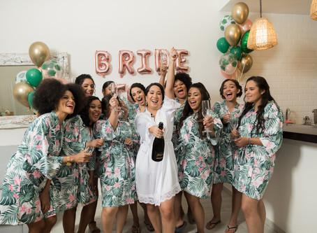 Novia: 10 cosas que debes hacer la semana de tu boda