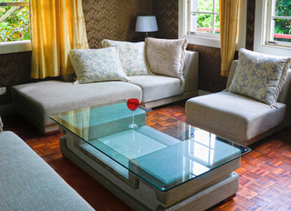 Protect your furniture with glass