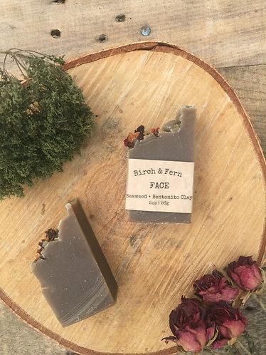 FACE Soap - Seaweed
