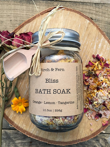 Bliss Bath Soak