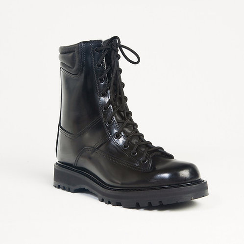 POLICE BOOTS - ALL LEATHER OR LEATHER CORDURA