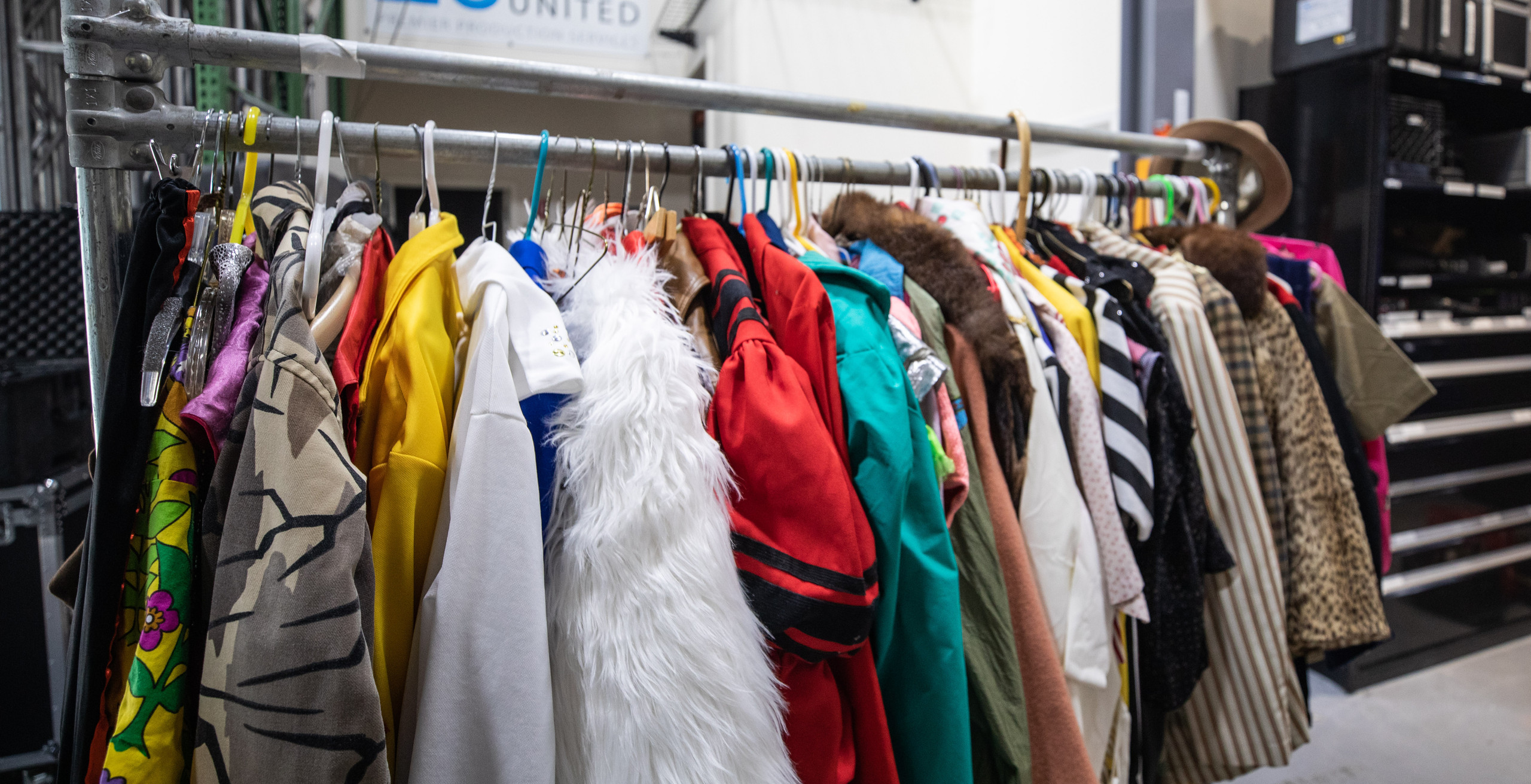 Recycled Percussion 24 hour live stream concert wardrobe