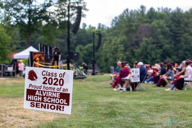 Alvirne Highschool Graduation 2020