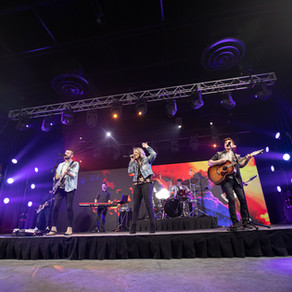 Events United And CHAUVET Professional Enhance Central Church Easter Services For Streaming