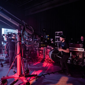 Dropkick Murphys' St. Patrick's Day Concert Live Streamed with Events United and Blackmagic Design